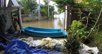 น้ำท่วมเพชรบุรี 2561