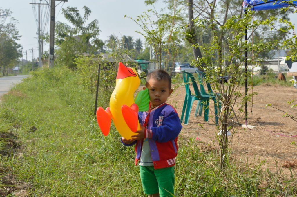 กิจกรรมวันเด็ก ไร่เรา เพชรบุรี 2561